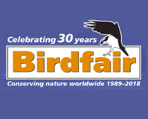 Morgan Kunda Lodge attends Birdfair featuring in the auction